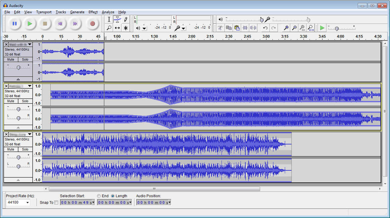 audacity download 64 bit