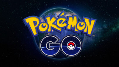 Pokemon Go for iOS & Android splash art