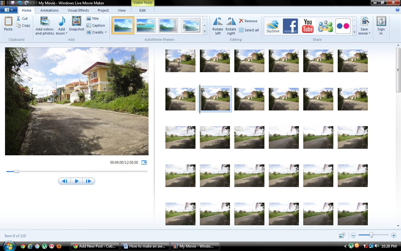 download windows movie maker version 2012