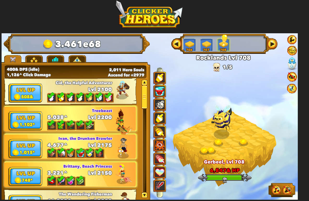 Clicker Heroes Download - allinstaller com